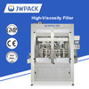JWPACK CCG5000-8D plastic bottle filling equipment
