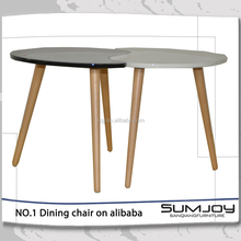 Best Manufacturers in China Wooden Cafe Table