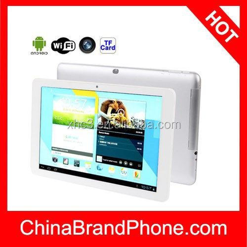Original Ramos W30 Silver, 10.1 inch Capacitive Touch Screen Android 4.0 Version Tablet PC with WIFI