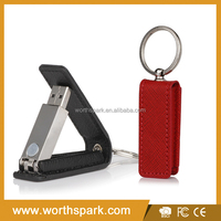 1gb 2gb 4gb 8gb 16gb 32gb leather usb flash drives