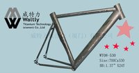 700C Newest Style titanium road bike frame-WT08-530