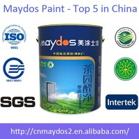 Maydos Water Based 100% Acrylic White Ceiling Paint(Covers in one coat)