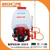 chinese knapsack power sprayer with good quality engine