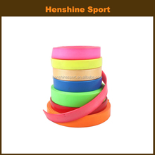Colorful TPU coated nylon webbing