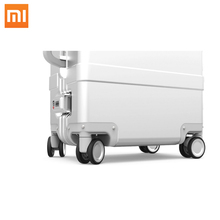 Newest xiaomi Lining latch vintage elec suitcase