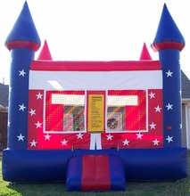 New arrival bouncing castle/inflatable bouncer/inflatable bouncer house