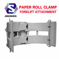 1.2T Forklift Spare Part Rotating Paper Roll Clamp