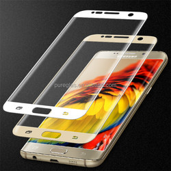 3D screen protector Japanese Asahi glass Nippa adhesive silicone glue for Samsung S7