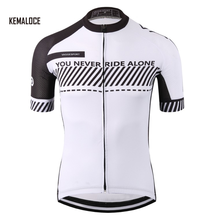 KEMALOCE unique polyester men's bike jerseys uniform short sleeve <strong>specialized</strong> cycle shirt for men