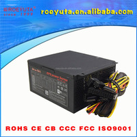 1000W Gold medal 80 plus uninterrupted ac dc power supply EPS 12V Ver2.92 pc power supply