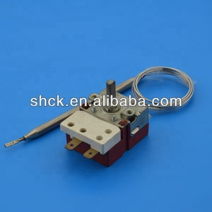 Capillary tube oven Thermostat