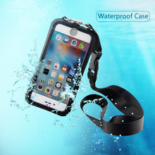 New Arrival Waterproof case, Waterproof case for iPhone 6/6 plus