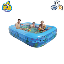 Popular inflatable adult swimming pool,outdoor rubber swimming pool,pvc swimming pool
