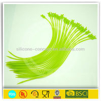 kitchen convenient silicone food loop/cable ties