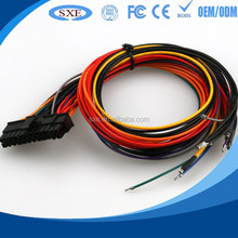 Manufacturer automobile iso car wire harness for auto stereo brand