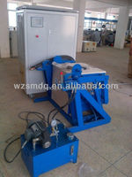 100KG Gold silver Induction melting furnace, induction smelter - 70KW