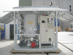 Used Transformer Oil Purifying Machine or Refining Equipment
