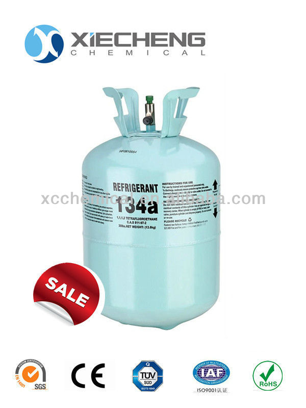 134a refrigerant gas for sale