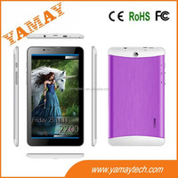 Wholesale in bulk 7 inch MTK tablet pc with 0.3+2.0 MP camera