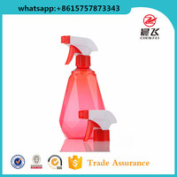 CF-T-1 white cover bottle usage size 28 410 water dispenser cleaning water trigger sprayer pump for competitive price