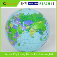 Advertising inflatable earth globe, inflatable globe ball, inflatable earth globe beach ball