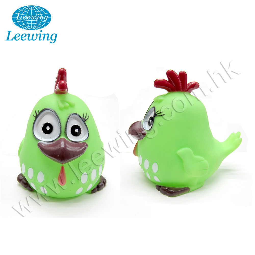 Factory Price Gift Item Plastic Chicken Toy