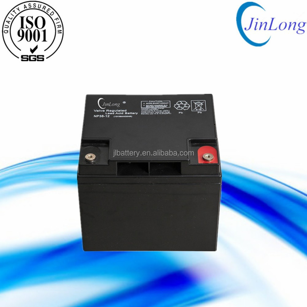 12v 42ah ups battery with long service life