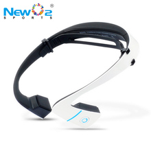 New products long distance wireless headset bone conduction headphone