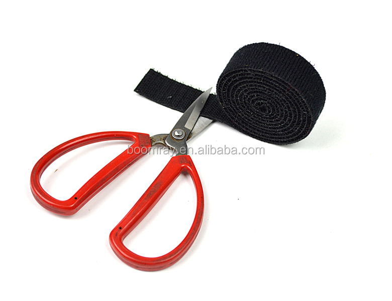 Boomray High Quality's Nylon Loop Tape Custom Logo Resuable tool city cable ties