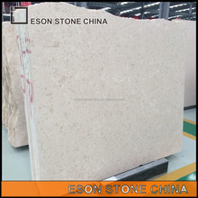 Eson Stone 027 Croatia Haiti Beige polished marble KD quarry kitchen slab