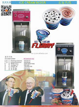 hot sale newfashioned blizzard ice cream maker with CE certificate for sale