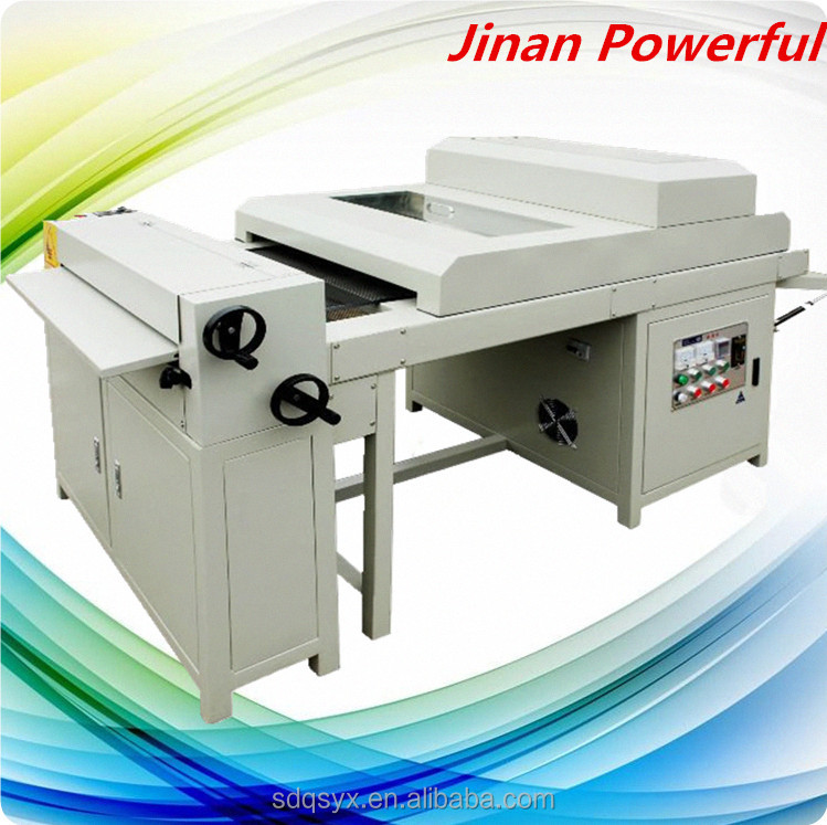 UV oil liquid embossing texturing machine, UV coator paper varnish machine ( glossy and matt)