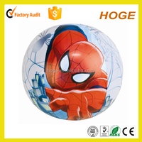 16 inch PVC Marvel Ultimate Spiderman Inflatable Beach Ball