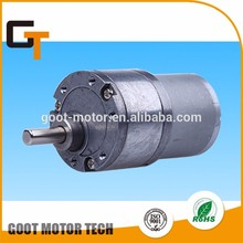 New design right angle shaft dc gear motor popular