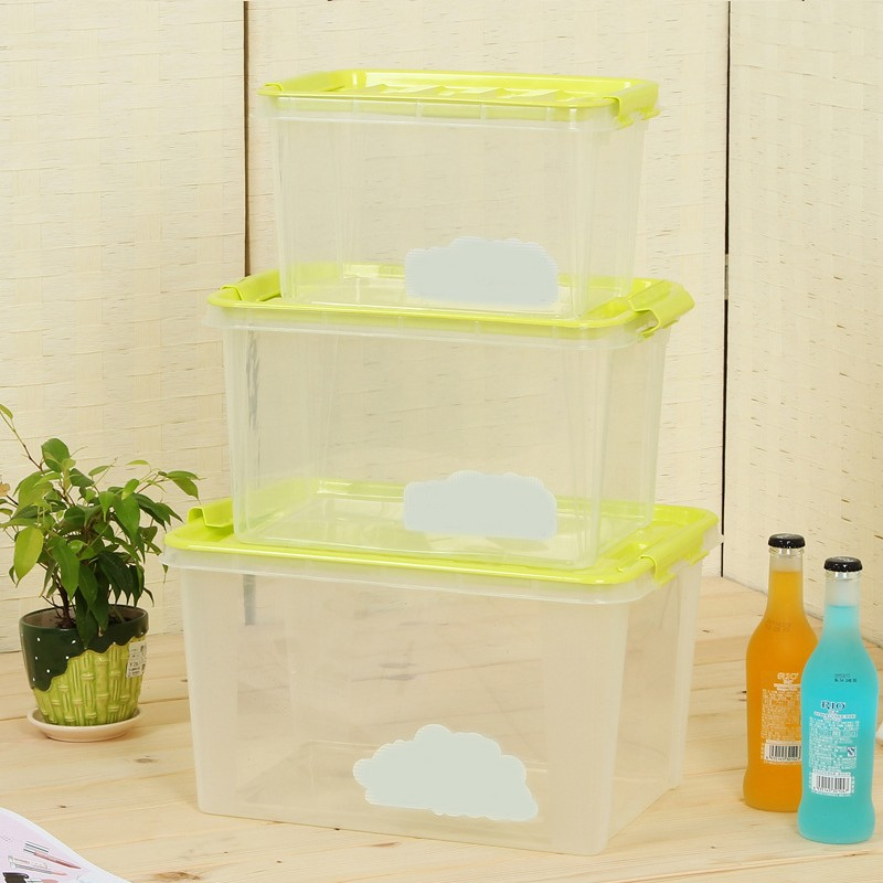 Hot Selling Waterproof Plastic Stacking Storage Bins