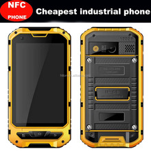 Best Android phone 4 inch screen 1GB RAM 8GB ROM IP68 Waterproof cheap nfc outdoor mobile phone
