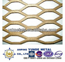 high quality aluminum expanded metal/diamond expanded metal lath/Light Expanded Metal