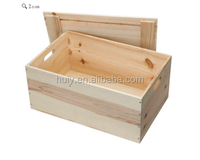 Wholesale cheap used wooden wine shipping crates made in china factory