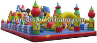 2012 funny giant inflatable bouncer sale to Turkey G3011