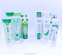 OEM toothpastes for bleeding gums whiten clear etc.