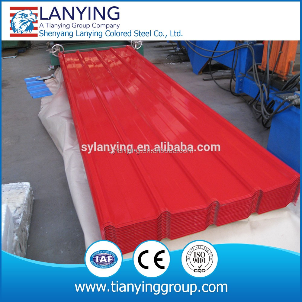 china wholesale high quality various color steel sheet of sanwich panel roof