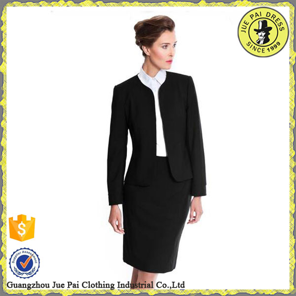 Lady Formal Business Suit Women Fashion Slim Fit Office Uniform