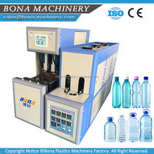 PET mineral water bottle making machine in Taizhou factory