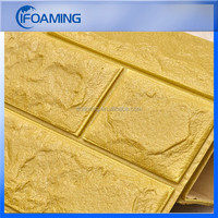 self adhesive foam wall decorations PE XPE tile