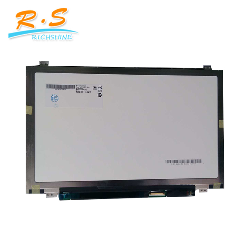 "AU Optronics 14.0"" Matt LED LCD Screen B140XTN06.0"