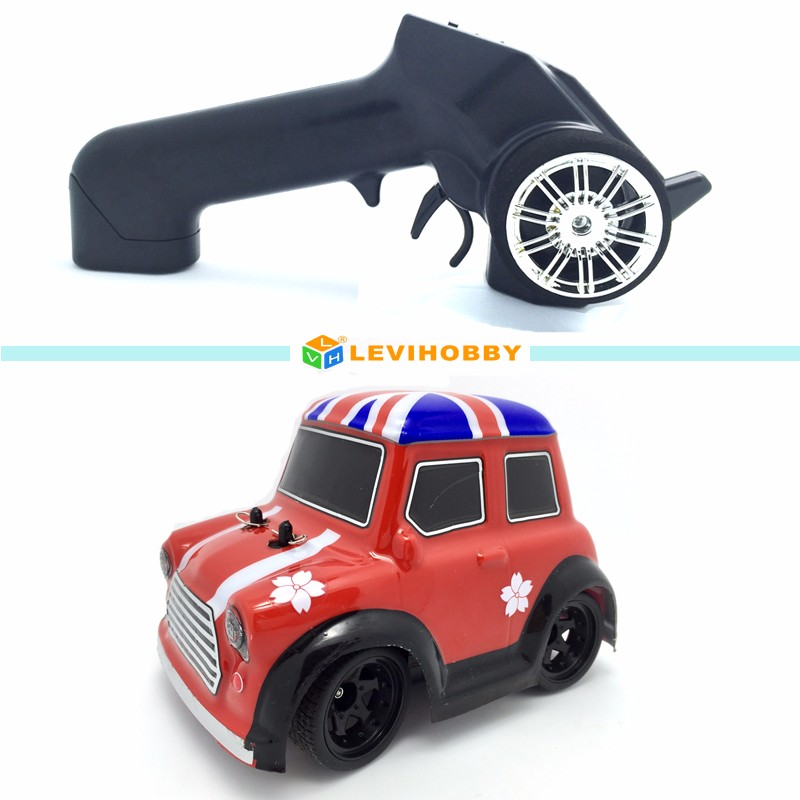 Free Shipping Gift <strong>Mini</strong> 4WD High Speed RC Car Electric Radio Control Car Toy Cars