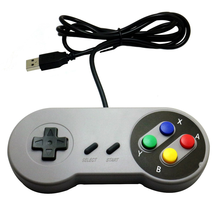 2017 Newest 8BITDO Gamepad WiFI BT controller NES30 Video Game Joystick Wired Controller with great price