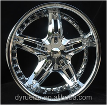 car rims 20inch offroad wheels wholesale price Chrome
