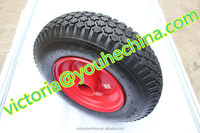 4.80/4.00-8 pneumatic wheel/ 400mm tyre
