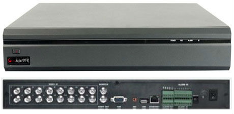 mini standalone network DVR (support mobile phone)